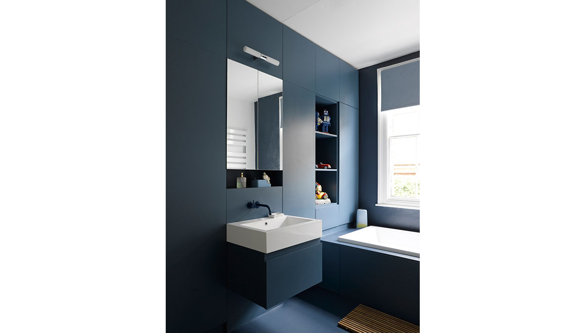KA panelled bath featured by Houzz