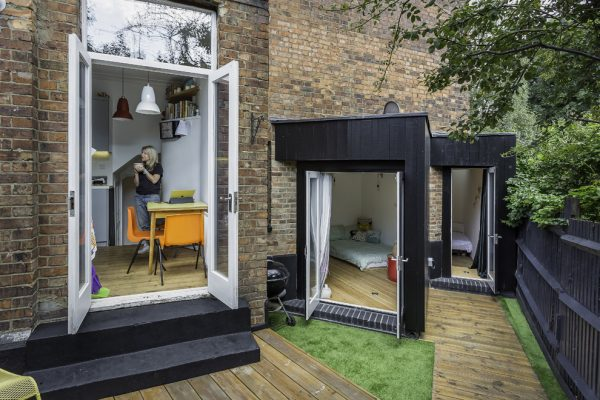 Crouch End Breakout Extension
